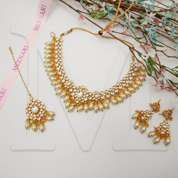 Sonam Kundan Necklace Set