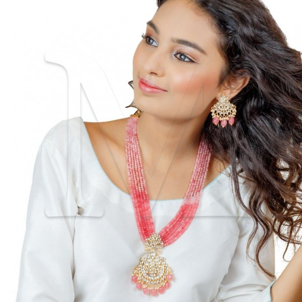 Sonal Kundan Necklace Set