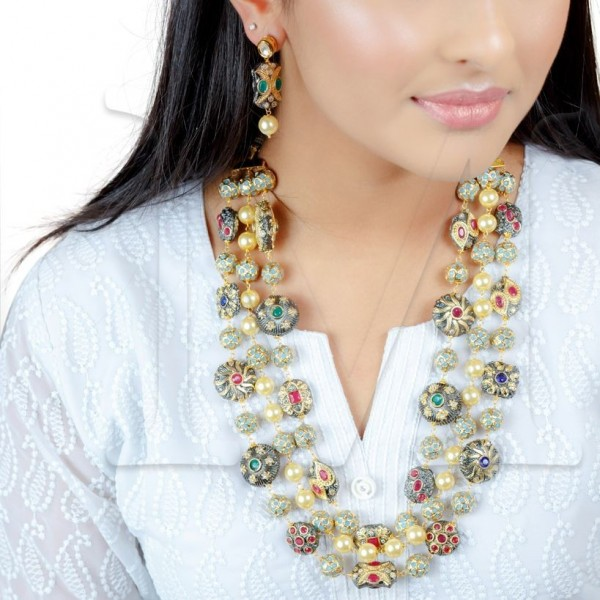 Ruma Necklace Set